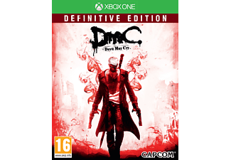 DmC Devil May Cry - Definitive Edition Xbox One