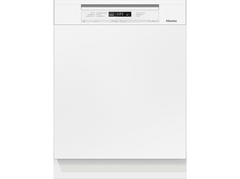 MIELE G 6620 SCi Brilliant White D οικιακές συσκευές εντοιχιζόμενες συσκευές πλυντήρια πιάτων οικιακές συσκευές   o