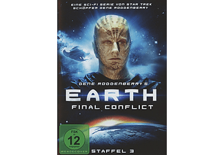 Gene Roddenberry's Earth:Final Conflict - Staffel 3 [DVD]