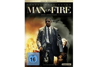 Man On Fire - Mann Unter Feuer (Digital Remastered) - (DVD)