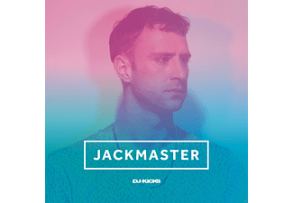 Jackmaster - DJ-Kicks - (LP + Bonus-CD)