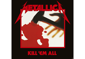 Metallica Kill Em All Remastered Βινύλιο