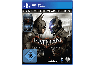 Batman: Arkham Knight (Game of the Year Edition) [PlayStation 4]