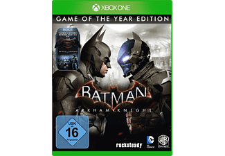 Batman: Arkham Knight (Game of the Year Edition) [Xbox One]