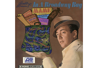 Bobby Darin - In A Broadway Bag (+Bonus) - (CD)