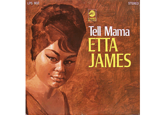 James Etta - Tell Mama [Vinyl]