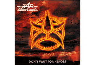 Zar - Don't Wait For Heroes - (CD)