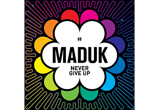 Maduk - Never Give Up - (CD)