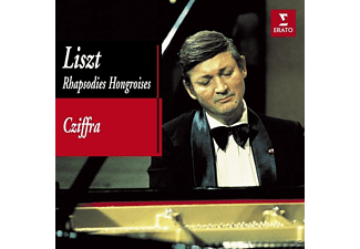 Cziffra Georges - List: Rhapsodies Hongroises No. 1-15 - (CD)