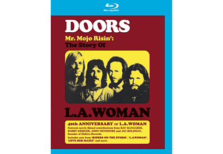 The Doors - Mr. Mojo Risin': The Making Of L.A. Woman [Blu-ray]