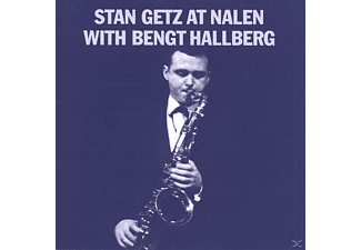 Stan Getz, Bengt Hallberg - Stan Getz At Nalen With Bengt Hallberg [CD]