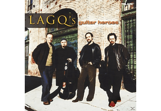 Los Angeles Guitar Quartet - Guitar Heroes - (CD)