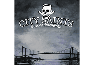 City Saints - Guns Of Gothenburg (Ltd.Digipak) - (CD)