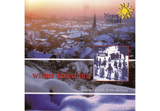 VARIOUS - Winter Kolednica - (CD)