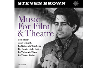 Steven Brown - Music For Film & Theatre [CD]