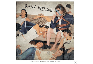 Gary Wilson - Friday Night With Gary Wilson - (Vinyl)