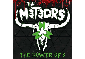 The Meteors - The Power Of 3 (Limited Edition) [Vinyl]