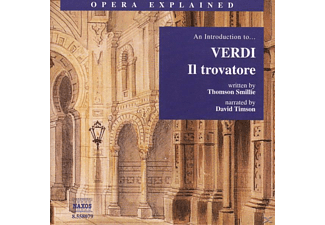 Introduction To Il Trovatore - 1 CD - Hörbuch