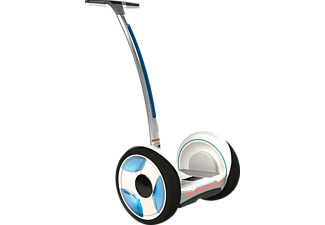 NINEBOT Ninebot Elite E+ E-Roller (12 Zoll, 620 Wh, Weiß/Blau)