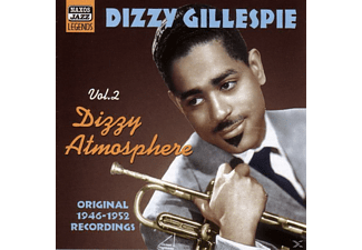 Dizzy Gillespy, Dizzy Gillespie - Dizzy Atmosphere - (CD)