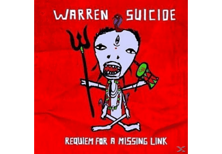 Warren Suicide - Requiem For A Missing Link [CD]
