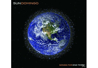 Sun Domingo - Songs For End Times - (CD)