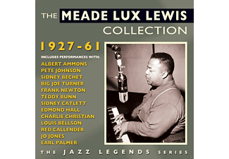 Meade Lux Lewis - The Meade Lux Lewis Collection 1927-61 [CD]