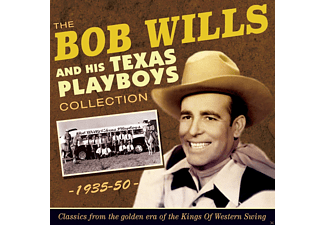 Bob Wills & The Texas Playboys - The Bob Wills Collection 1935-50 [CD]