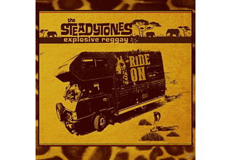 The Steadytones - Ride On - (CD)