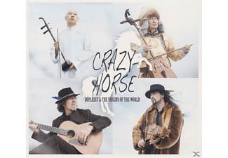 Mathias & The Violins Of The World Duplessy - Crazy Horse - (CD)