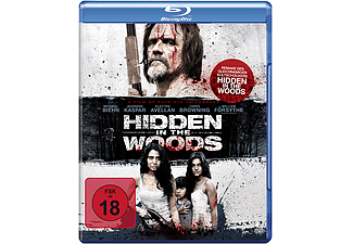 Hidden in the Woods - (Blu-ray)