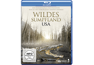 Wildes Sumpfland USA - (Blu-ray)