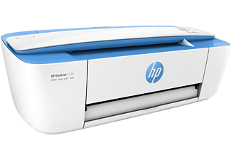 HP DESKJET 3720, 3-in-1 Multifunktionsdrucker, Weiß