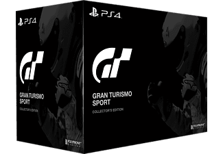 Gran Turismo Sport Collectors Edition PS4