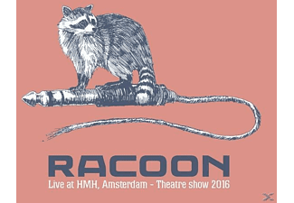 Racoon - Live at HMH, Amsterdam - Theatre Show 2016 | CD