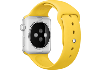 APPLE 42 mm Sportband - Gul