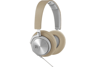 B&O PLAY BEOPLAY H6 2ND GENERATION, Over-ear Kopfhörer, geschlossen, kabelgebunden, 1.2 m Kabel, Natural