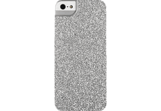 SPADA 025568, Backcover, iPhone 5, iPhone 5s, iPhone SE, Silber