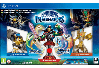 Skylanders Imaginators Startpaket PS4