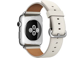 APPLE 42 mm Klassiskt spänne - Vit