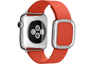 APPLE 38 mm Modernt Spänne Medium - Röd