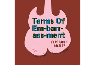 Flat Earth Society - Terms Of Em-Barr-Ass-Ment [CD]