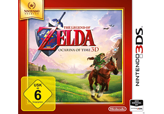The Legend of Zelda: Ocarina of Time 3D (Nintendo Selects) - Nintendo 3DS