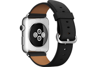 APPLE 42 mm Klassiskt spänne - Svart