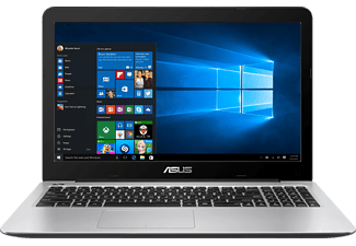 ASUS R558UQ-DM151T, Notebook mit 15.6 Zoll Display, Core i5 Prozessor, 8 GB RAM, 1 TB HDD, GeForce 940MX, Dunkelblau