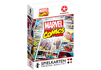 Number 1 Spielkarten Marvel Retro