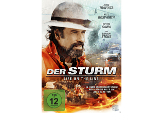 Der Sturm - Life on the Line - (DVD)
