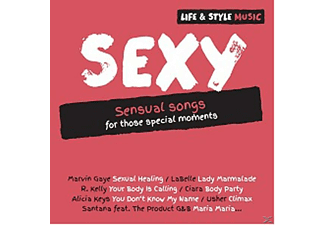 VARIOUS - Life & Style Music: Sexy [CD]