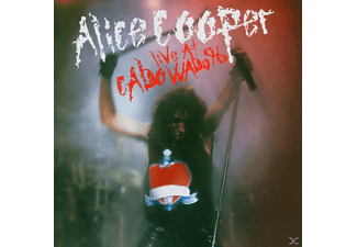 Alice Cooper - Live At Cabo Wabo 96 - (CD)