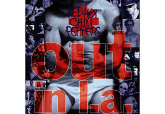 Red Hot Chili Peppers - OUT IN L.A. - (CD)